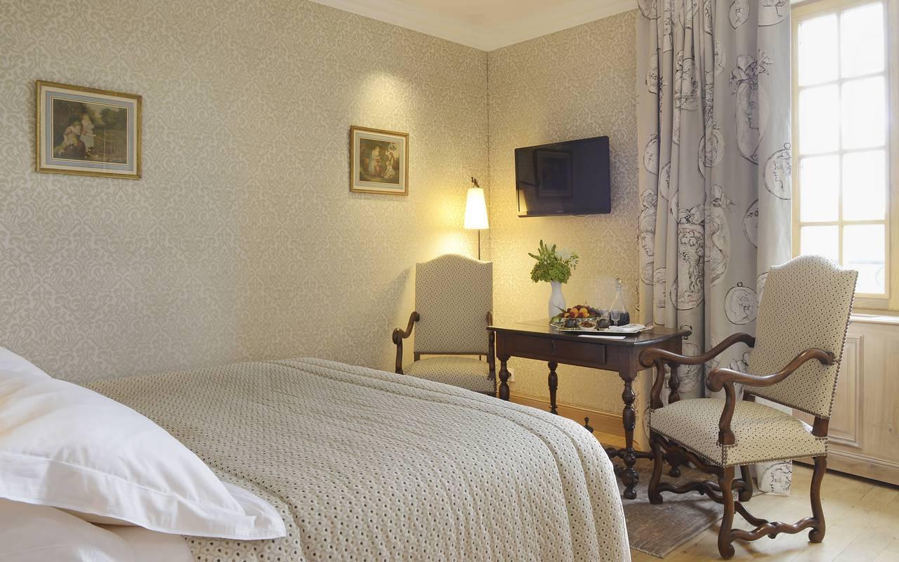 Duc Room - Chateau de la Treyne