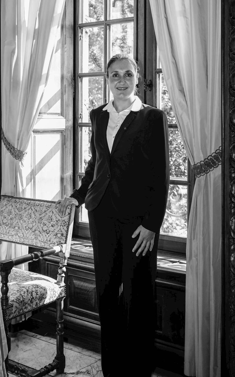 Team luxury hotel Dordogne Château de la Treyne