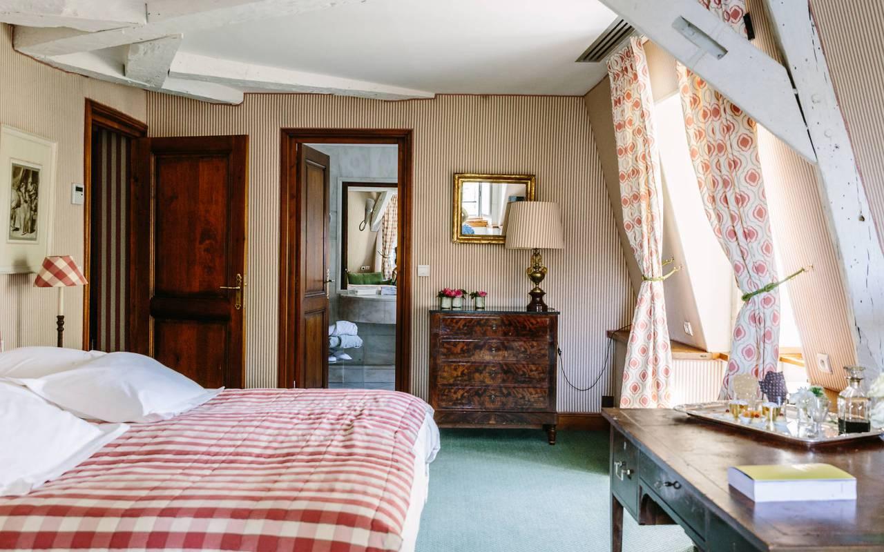 Chambre Fenelon - Hôtel de luxe Dordogne