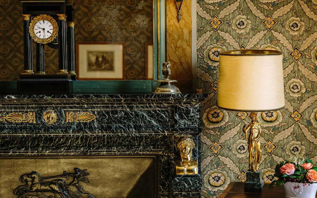 Décoration authentique hôtel de charme en Dordogne