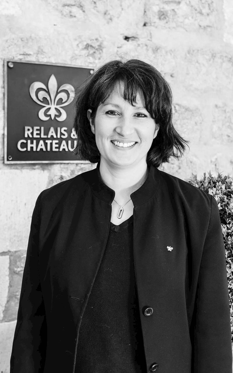Réceptionniste hôtel de charme dans le Lot Château de la Treyne