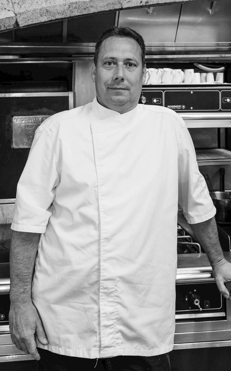 Cook starred restaurant Sarlat