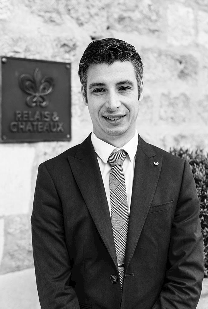 Equipe Château hotel sarlat